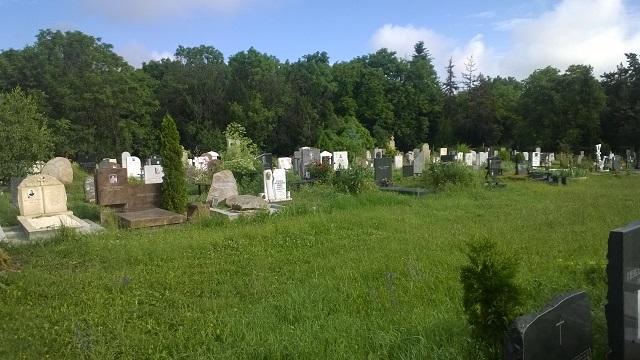 гробен парцел София