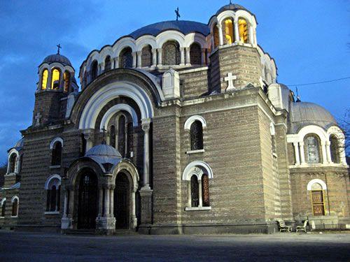 църквата Свети Седмочисленици в София