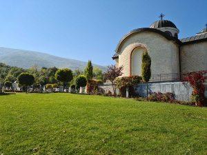 Площи за нови погребения в Бояна