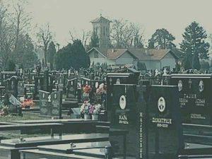 Димитровданска задушница, Сърбия - погребална агенция, задушници